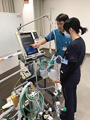 人工呼吸器セミナー01