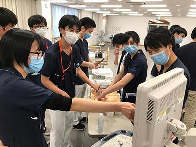 中心静脈カテーテル挿入トレーニング01