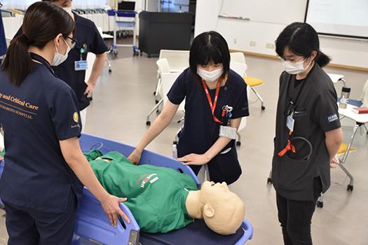 外傷初期診療レクチャー