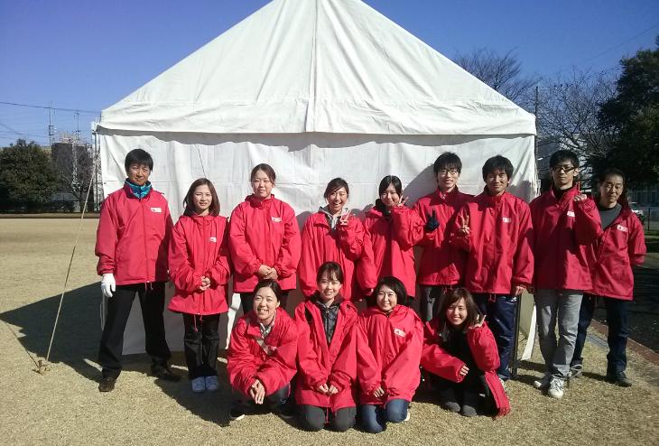 熊本城マラソン2017に救護班として参加しました!