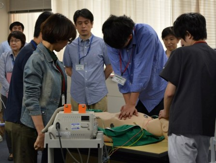 JMECC(Japanese Medical Emergency Care Course)受講