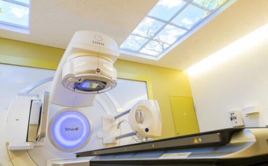放射線治療機器 リニアックを導入しました