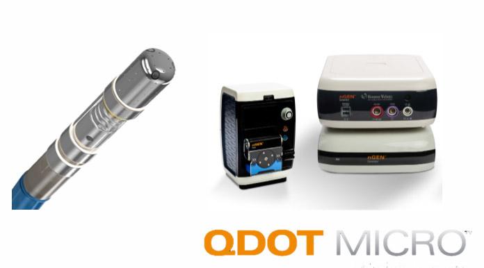 Qdot MicroカテーテルとnGENシステム