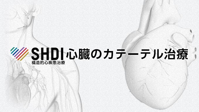 SHDI 構造的心疾患治療